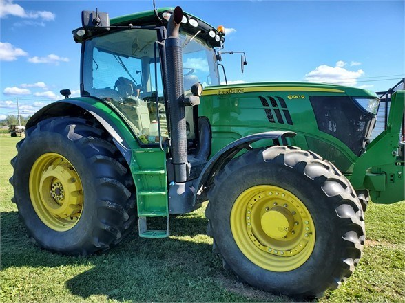 2014 John Deere 6190R Tractor For Sale