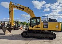 Excavator For Sale 2020 Komatsu PC360LCI-11