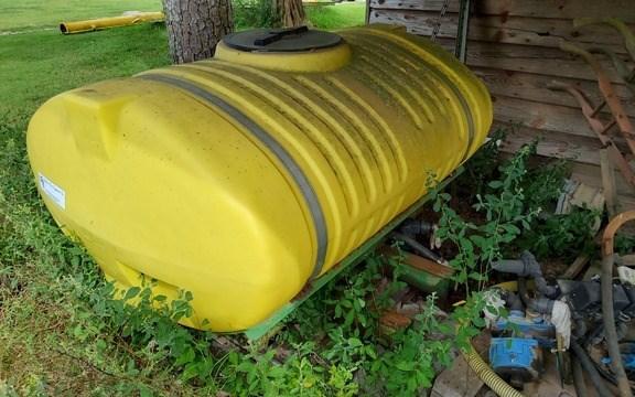 2000 John Deere Front Mount Tank Sprayer For Sale