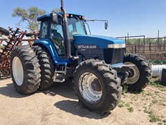 Tractor - Row Crop For Sale 1999 New Holland 8770 , 210 HP