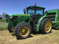 Tractor - Row Crop For Sale 2013 John Deere 6150R