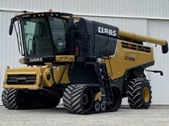 Combine For Sale 2014 CLAAS 760TT