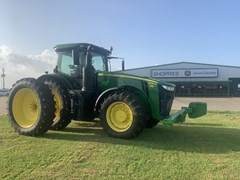 Tractor - Row Crop For Sale 2019 John Deere 8295R , 295 HP