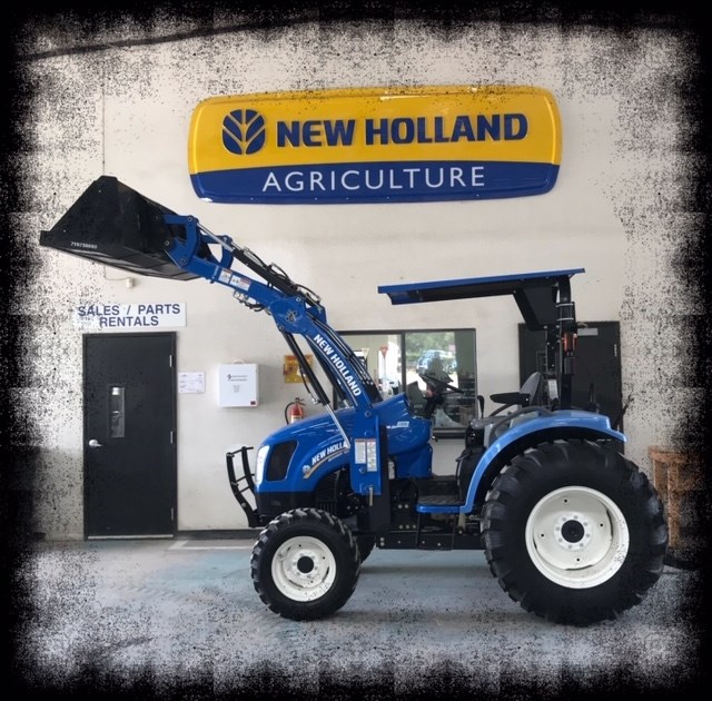 2015 New Holland BOOMER 46D Tractor - Compact For Sale
