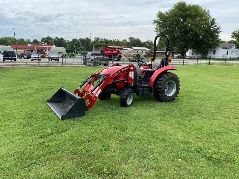 2017 Case IH FARMALL 35C Tractor For Sale