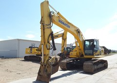 Excavator For Sale 2018 Komatsu PC290LC-11