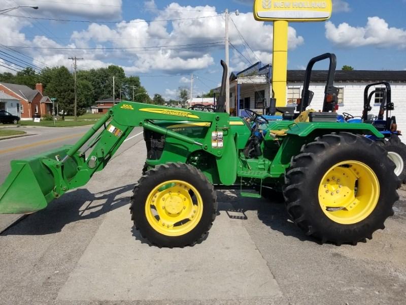2009 John Deere 5065ER4L Tractor For Sale