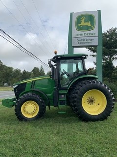 Tractor - Row Crop For Sale 2012 John Deere 7230R , 230 HP