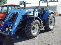 Tractor For Sale 2018 New Holland T4.100 , 100 HP