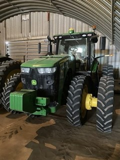 Tractor - Row Crop For Sale 2018 John Deere 8320R , 320 HP