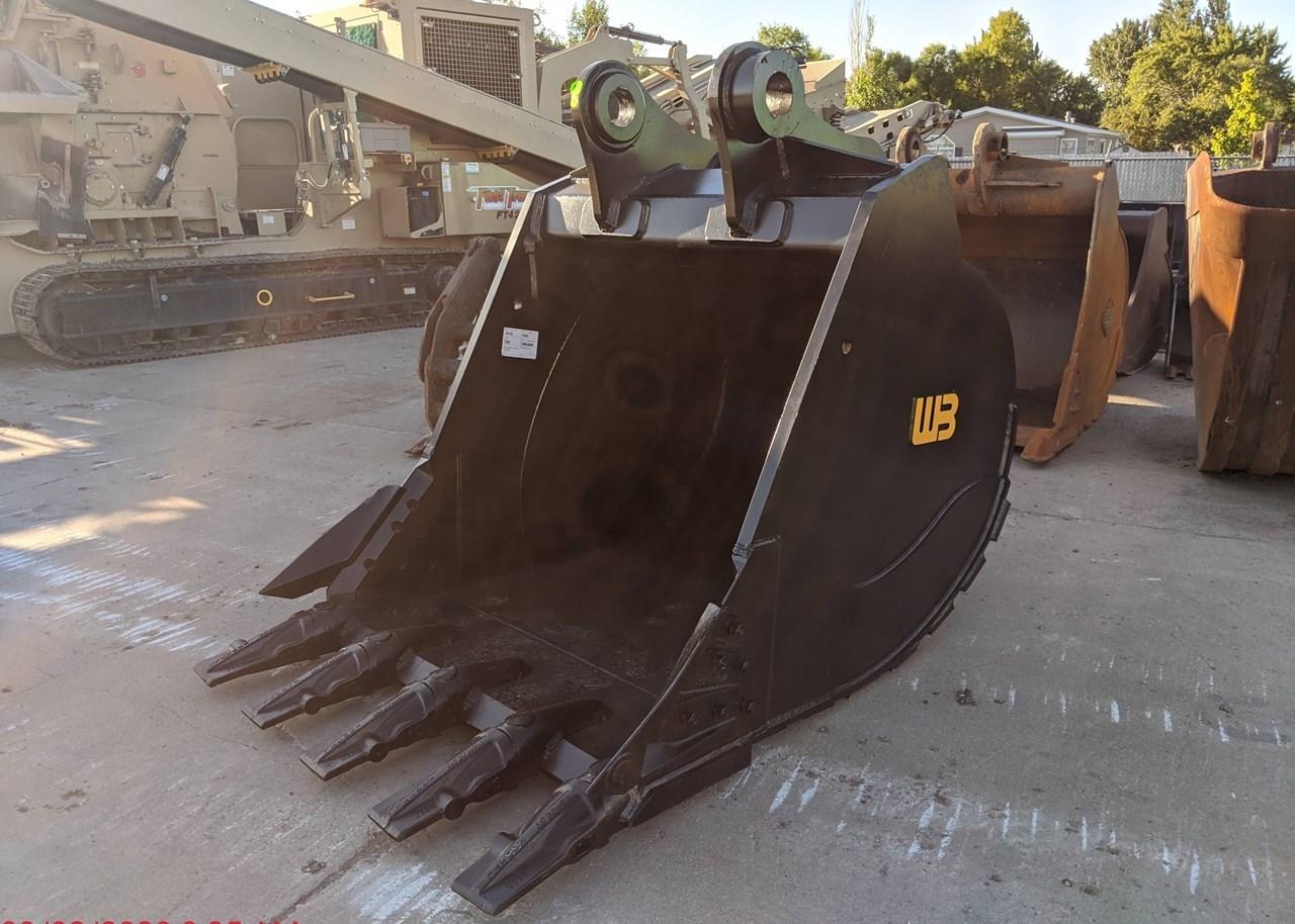 2020 Werk-Brau PC650GP60 Excavator Bucket For Sale