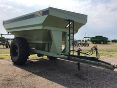 Grain Cart For Sale 1997 Orthman 796