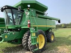 Combine For Sale 2011 John Deere 9770 STS