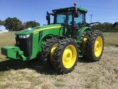 Tractor - Row Crop For Sale 2014 John Deere 8335R , 335 HP