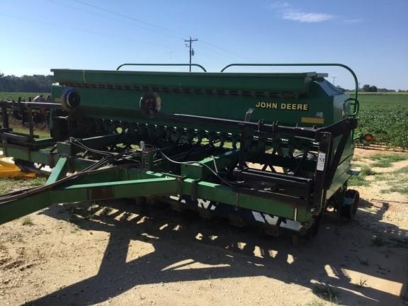 2002 John Deere 1560 Grain Drill For Sale