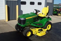 Riding Mower For Sale 2018 John Deere X734 , 25 HP