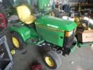 Riding Mower For Sale:  1993 John Deere 425 , 20 HP