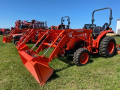 Tractor For Sale Kubota L2501HST
