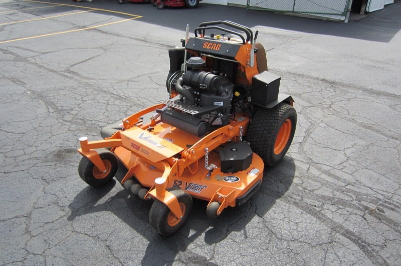 2020 Scag SVRII52V-23FX Zero Turn Mower For Sale