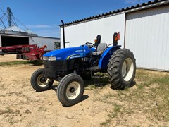 Tractor For Sale New Holland WORKMASTER 75 , 75 HP