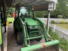 Tractor - Compact Utility For Sale 2006 John Deere 3320 , 32 HP