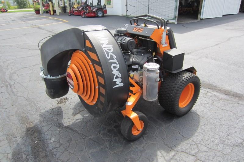 2019 Scag WS23-37BV-EFI Zero Turn Mower For Sale