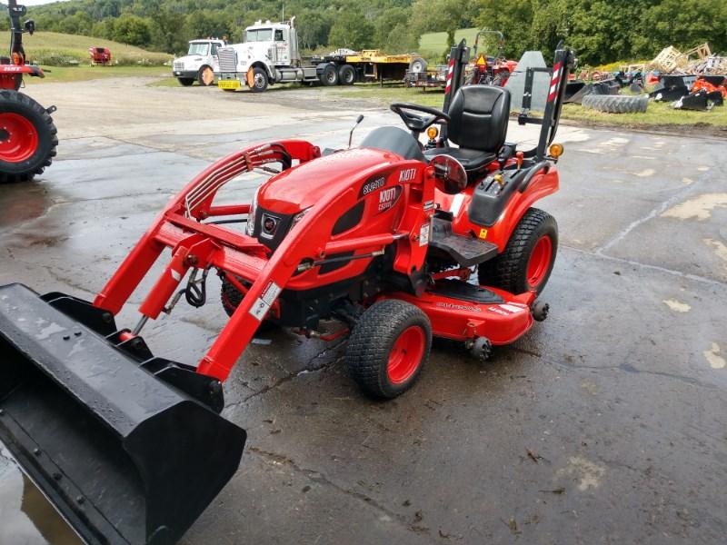 Kioti CS2410 Tractor - Compact For Sale