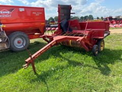 Hay Merger For Sale New Holland 166