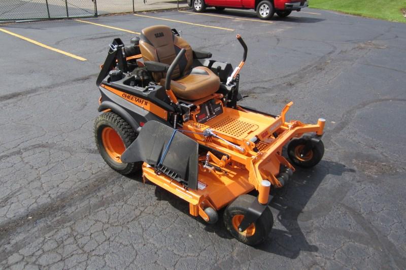2020 Scag SCZII-61-37BV-EFI Zero Turn Mower For Sale