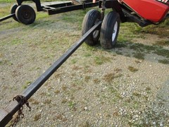 Header Trailer For Sale Maurer tricycle 30 ft