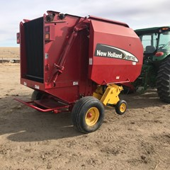 Baler-Round For Sale 2006 New Holland BR740