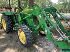 Tractor - Utility For Sale 2009 John Deere 5055E , 55 HP