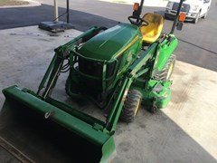 Tractor - Compact Utility For Sale 2015 John Deere 1023E