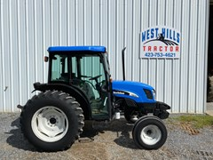 Tractor For Sale 2006 New Holland TN60DA , 60 HP