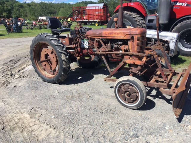 International FARMALL SUPER C Tractor For Sale