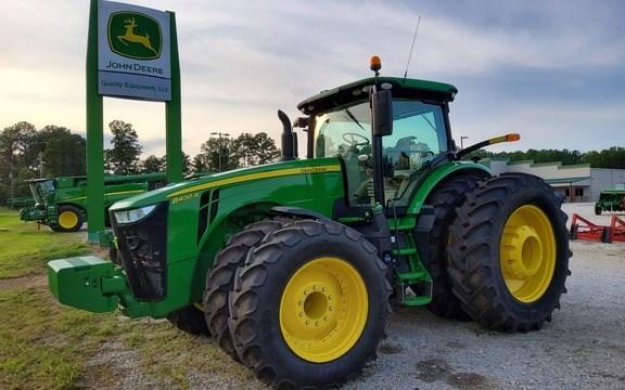 2017 John Deere 8400R Tractor - Row Crop For Sale