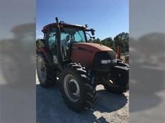 Tractor For Sale 2008 Case IH MAXXUM 125 , 125 HP
