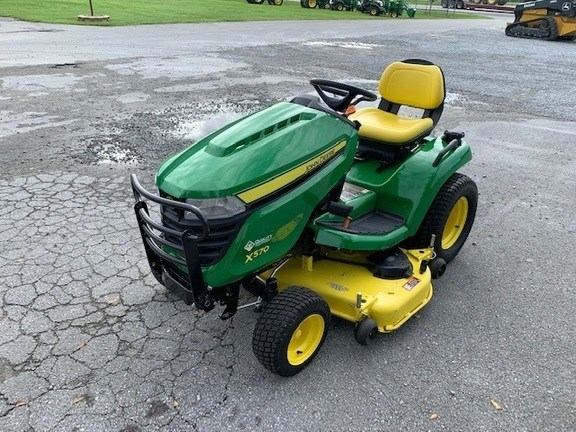 2019 John Deere X570 Riding Mower For Sale