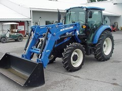 Tractor For Sale 2015 New Holland PowerStar 4.75 , 75 HP