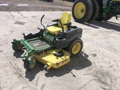 Zero Turn Mower For Sale 2012 John Deere Z665