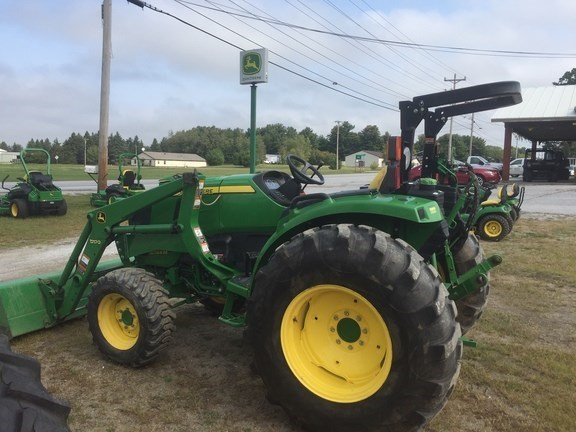 2014 John Deere 4044M Tractor - Compact Utility For Sale