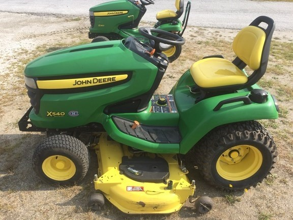2009 John Deere X540 Riding Mower For Sale