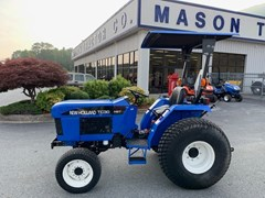 Tractor For Sale 2003 New Holland TC30