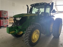 Tractor - Row Crop For Sale 2019 John Deere 6155R