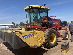 Windrower For Sale 2014 New Holland H8060