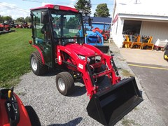 Tractor - Compact Utility For Sale 2017 Mahindra EMAX 25S HST , 25 HP