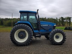Tractor - Row Crop For Sale:  1993 New Holland 8870 , 180 HP