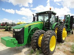 Tractor - Row Crop For Sale 2019 John Deere 8400R