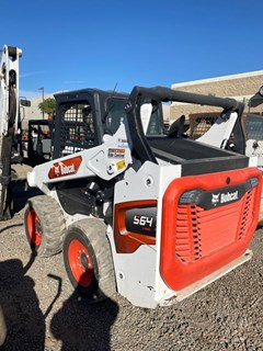 Skid Steer  Bobcat S64