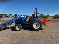 Tractor For Sale 2005 New Holland TC35D